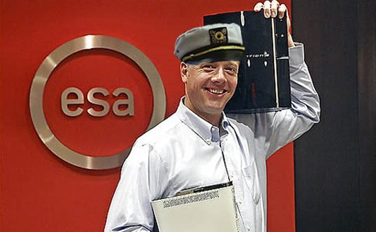 ESA's Michael Gallagher: 'Piracy is a scourge!'