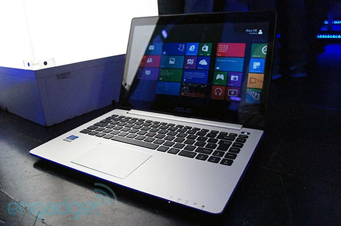 ASUS announces three budget-friendly laptops with touchscreens, the VivoBook Q200, S400 and S500 (update: eyes-on)