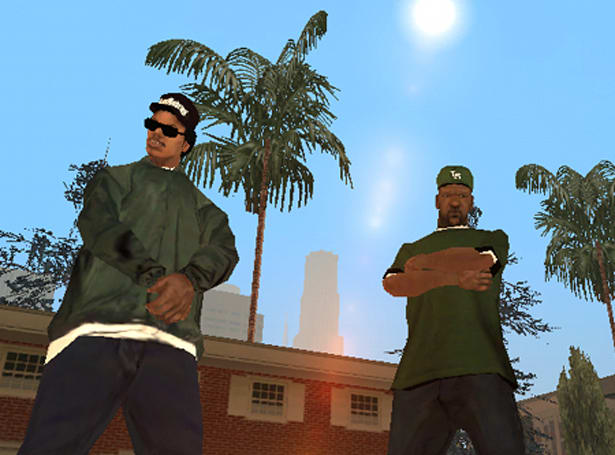 Daily iPhone App: Grand Theft Auto San Andreas is just as fantastic as you remember