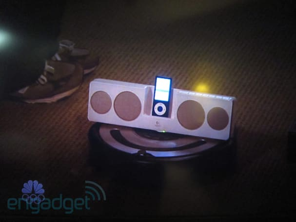 Screen Grabs: DJ Roomba mixes business with pleasure on Parks and Recreation