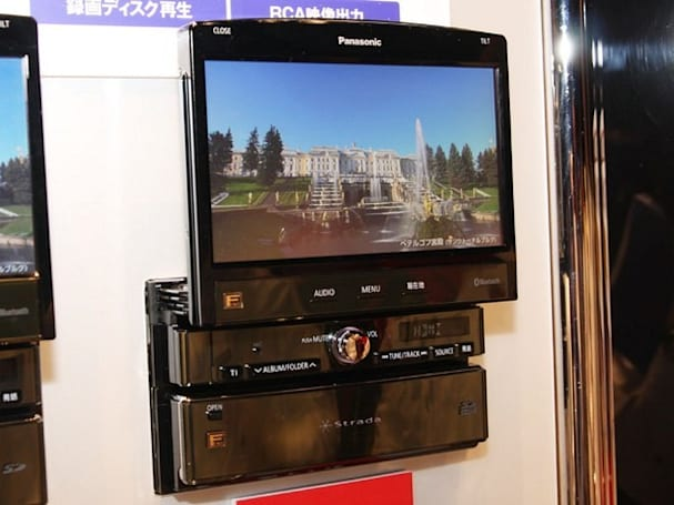 Fujitsu's MB88395 HD-over-Firewire controller hits the road