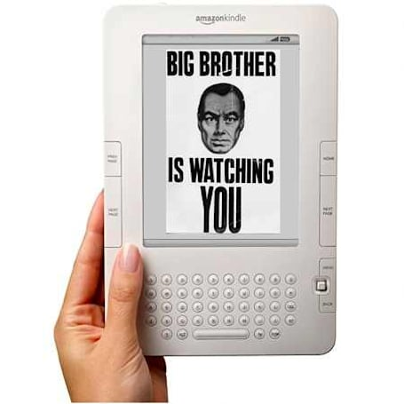 Amazon offers to give back your Kindle's copy of Nineteen Eighty-Four