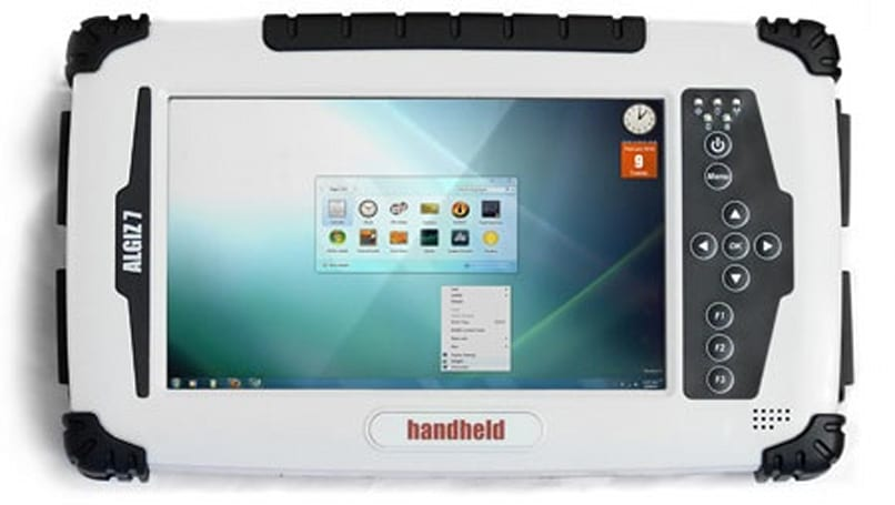 Handheld US rolls out rugged Algiz 7 tablet