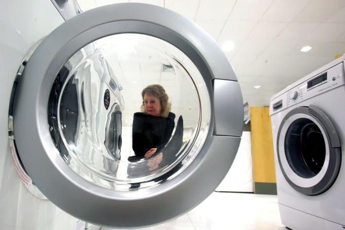Electrolux is testing Uber-like laundry machine sharing