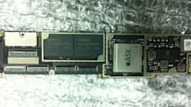 iPad 3 logic board with 'A5X' chip purportedly snapped by Mr. Not-so-Blurrycam