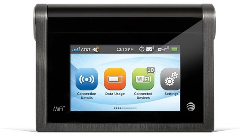 AT&T's new MiFi Liberate is LTE-capable, 'world's first' with touchscreen display
