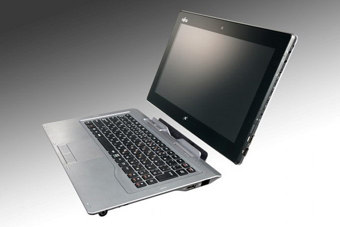 Fujitsu unveils the Stylistic Q702 hybrid tablet and the LifeBook T902 convertible laptop