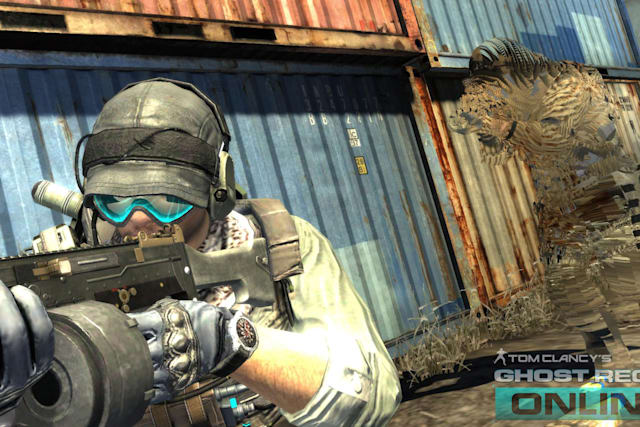Ubisoft is shutting down the free-to-play 'Ghost Recon'