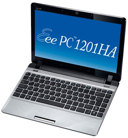 ASUS' 12.1-inch Eee PC gets pictured, a little more real