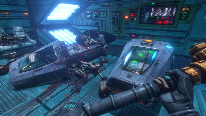 'System Shock' remake is now live on Kickstarter with free demo