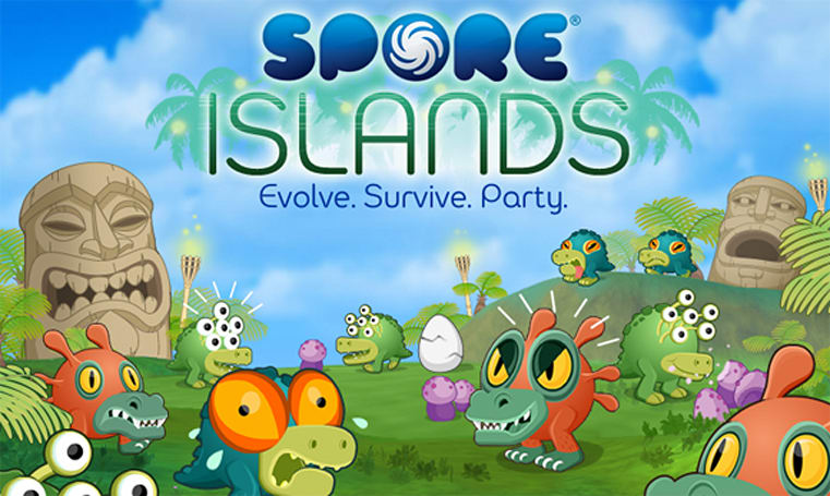 Spore Islands launches on Facebook, prepare to drown in invites