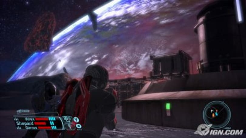 BioWare talks Mass Effect's 'Bring Down the Sky'