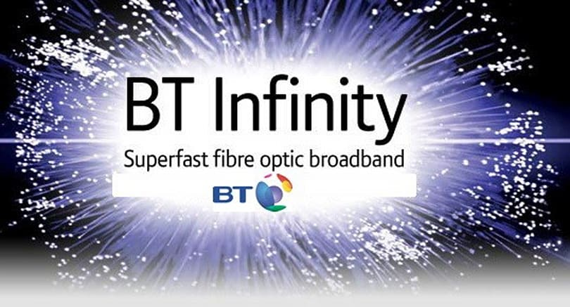 BT super-charges fiber-optic broadband today, for the lucky few who can get it