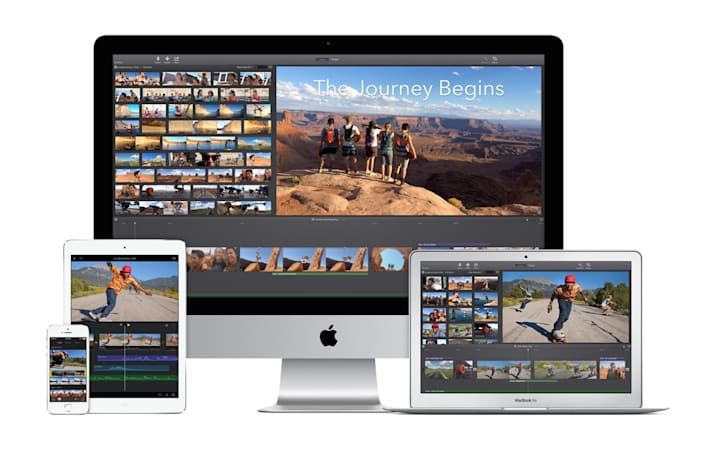 iMovie for Macs goes 4K, lets you continue edits from iOS