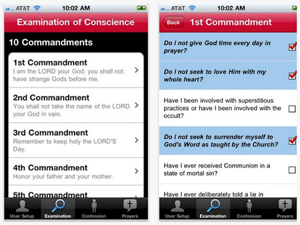 iTunes salvation: Roman Catholic Church approves Confession app