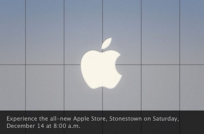 Stonestown Galleria Apple retail store grand re-opening set for December 14