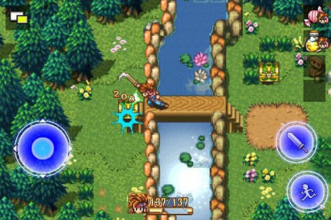 Secret of Mana on iPhone greenlit, should hit App Store tonight
