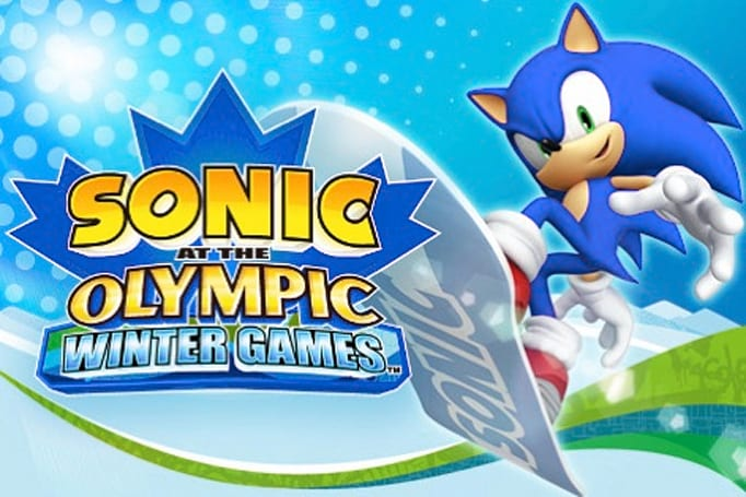 Hands on with Sonic at the Olympic Winter Games