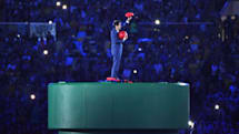 Tokyo 2020's Olympics pitch: Mario, Pac-Man and co.