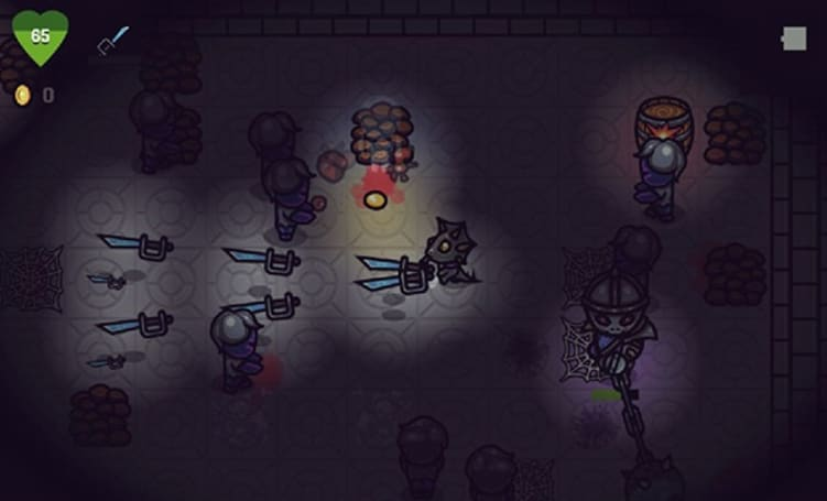 A Wizard's Lizard launches Jan. 22, scampers onto Steam Greenlight