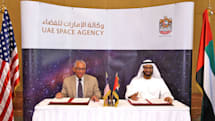 NASA and the UAE team up on space exploration