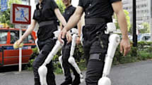 HAL exosuit takes a Cybernic approach to disabled tourism