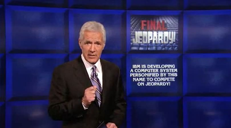 IBM's Watson to rival humans in round of Jeopardy!