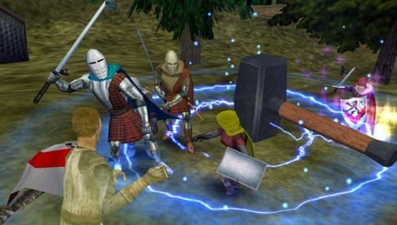 The Game Archaeologist and the Quest for Camelot: Interview with Mythic