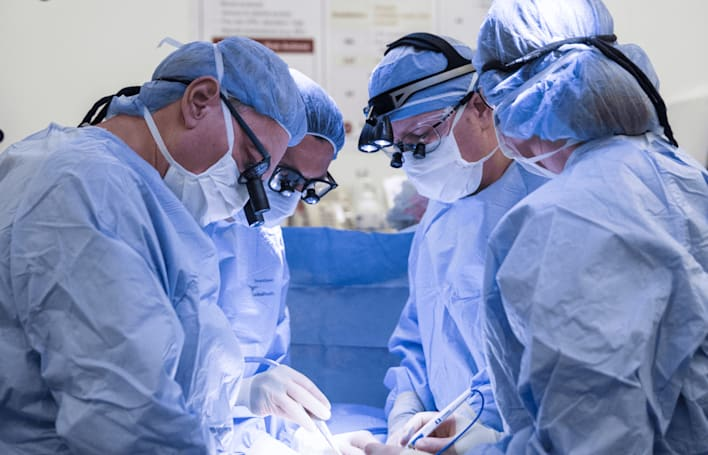 Surgeons complete first uterus transplants from live donors in US
