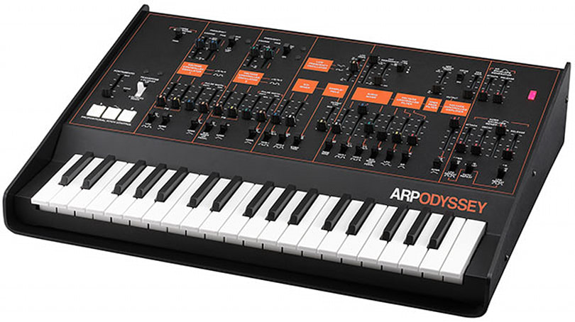 Korg's new ARP Odyssey reboots the iconic analog synth