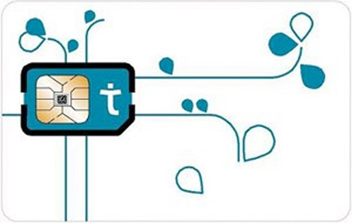 Portuguese carrier TMN pairs Samsung Blue Earth with world's first paper SIM card