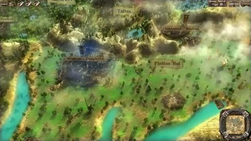 The world is your oyster: Dawn of Fantasy dev diary demonstrates Kingdom Wars mode