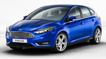 Ford's 2015 Focus brings touchscreen Sync technology to Europe
