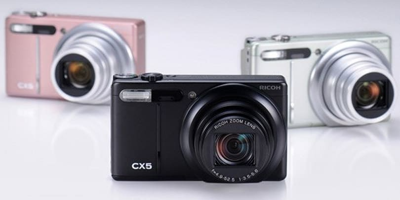 Ricoh unveils CX5 with hybrid AF, continues tradition of subtle improvements