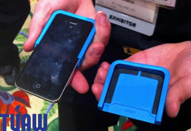 Otterbox's Reflex Case shown off at CES ShowStoppers 2011