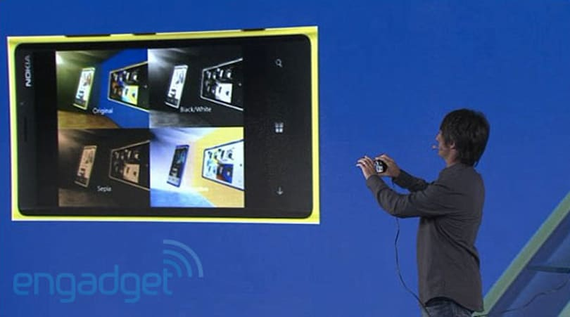 Windows Phone 8 introduces new Lens apps: Bing Vision, Photosynth and CNN iReport launching from the camera button