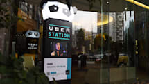 Uber China merges with rival Didi Chuxing