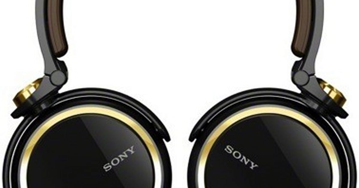 Sony ships new Extra Bass headphone lineup to the US ...