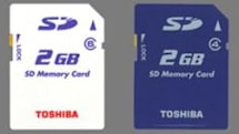 Toshiba first to market with Class 6 SD cards?