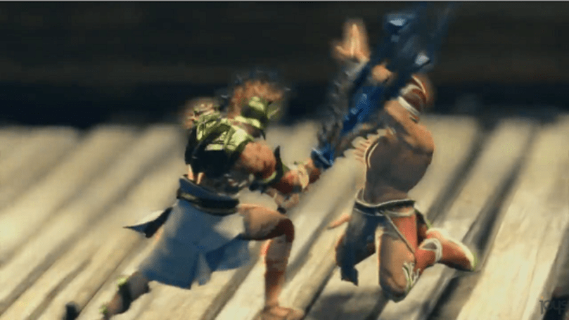 God of War: Ascension's multiplayer trailer is straight-up gross