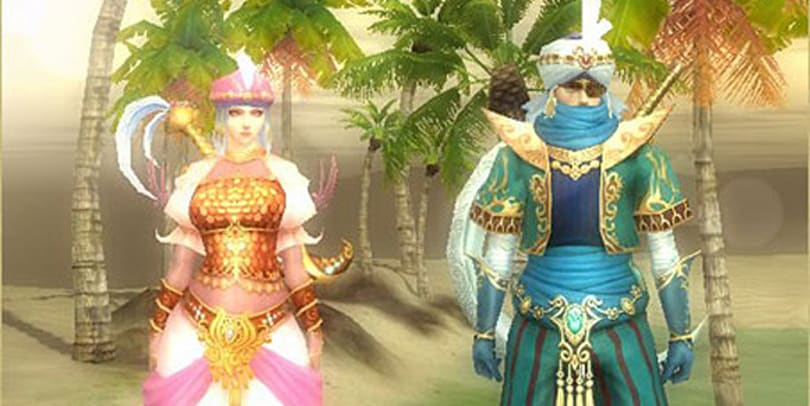 Silkroad Online celebrates their new Arabic language service with two worldwide events
