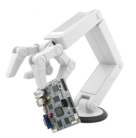Via Makes Its First Arm Based Pico Itx Board Adds Dual
