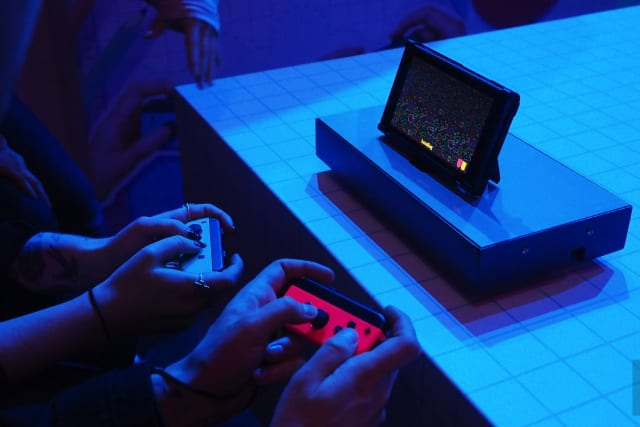 The heart of Nintendo's new console isn't the Switch
