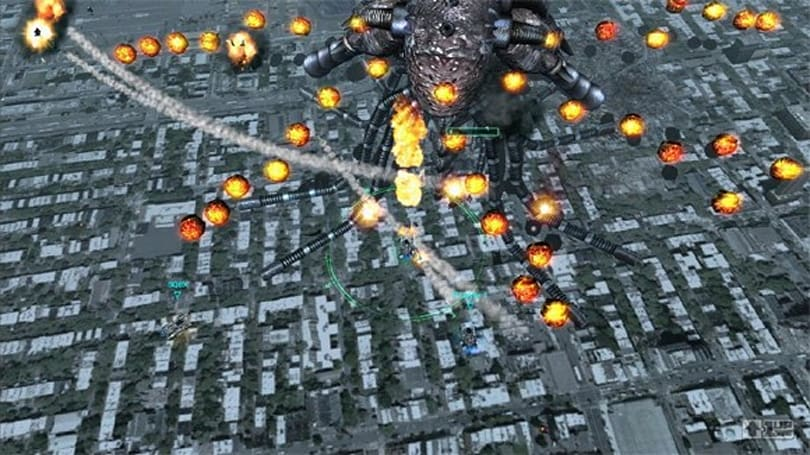 0 Day Attack on Earth DLC on XBL