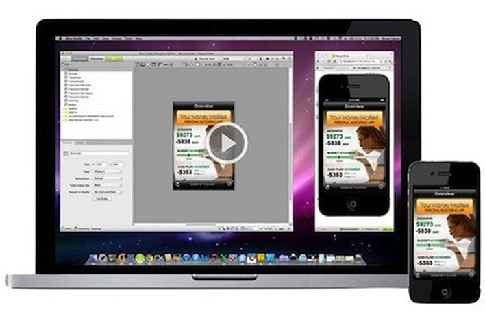 iRise visual prototyping platform updated with new iPad emulation capability