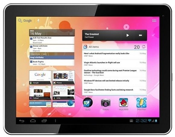 Kogan intros 10-inch Agora tablet with ICS in Australia, ships next month starting at $179