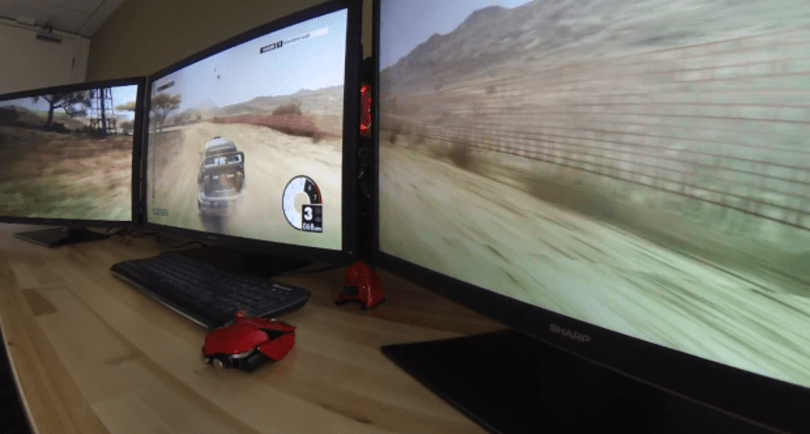 12K gaming rig renders 1.5 billion pixels per second for just $17,000 (video)