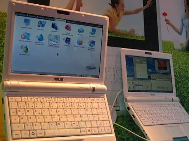 Official: ASUS 8.9-inch Eee PC will include touchscreen, possibly GPS