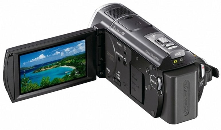 Sony unveils two new 1080p Handycams