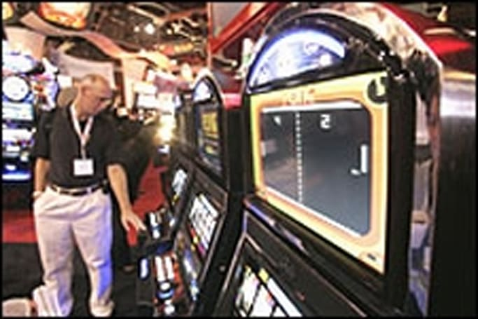 Slot machines to become more like video games